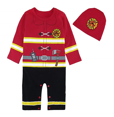 MOMBEBE COSLAND Baby Boys Hooded Winter Romper Outfit