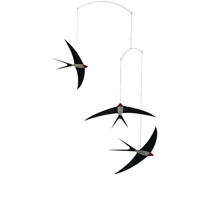 Flensted Swallow (3) Mobile