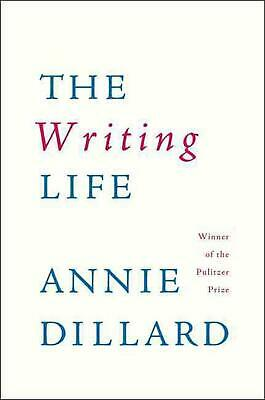 The Writing Life by Annie Dillard (English) Paperback Book Free Shipping!