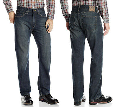 Levi's Jeans Signature By Levi Strauss Men's Classic Straight Comfort Fit Jeans