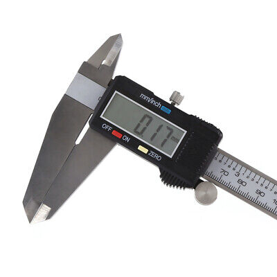 12 Inch Digital Vernier Caliper 300MM Stainless Steel Micrometer Electronic Tool