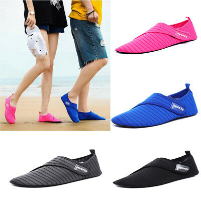 Men Women Water Shoes Beach Sneakers Breathable Barefoot Swimming Fishing Shoes