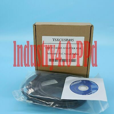 1PC New in box Schneider TWIDO TSXCUSB485 Series PLC Programming Cable #XR