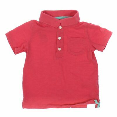 Carter's Boys Polo Shirt, size 2/2T,  pink, pink,  cotton
