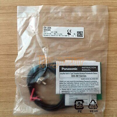NEW 1PCS Panasonic Photoelectric switch EX-32A EX32A 1 year warranty