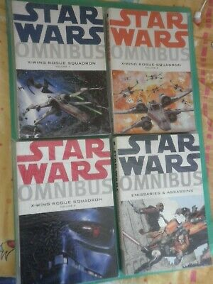 STAR WARS OMNIBUS Dark Horse Books 1/3 + Speciale Fumetti 2006 English