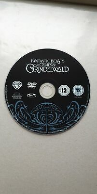 Fantastic Beasts: The Crimes of Grindelwald [2018] [DVD ONLY]