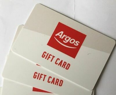 £200 Argos gift card vouchers  use in store or online (2 X £100 vouchers)