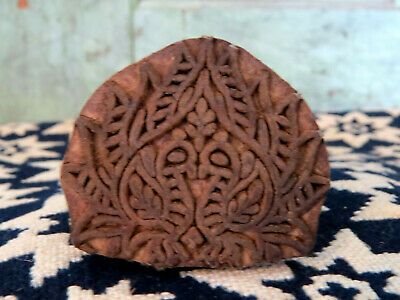 Beautifully carved Primitive wood LOVE BIRDS Butter Mold Stamp Press