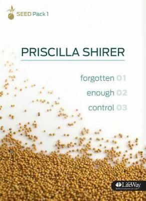 SEED - Bible Study Book 1  Shirer, Priscilla  Acceptable  Book  0 Paperback