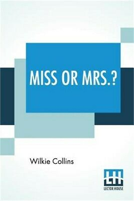 Miss Or Mrs.? (Paperback or Softback)