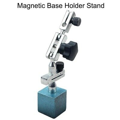 Magnetic Flexible Base Holder Stand for Precision Lever Dial Test Indicator