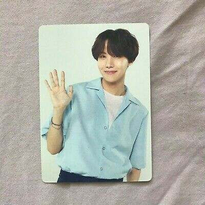 BTS Love Yourself World Tour Photocard Official - J-Hope 8/8