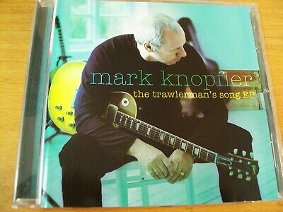 Mark Knopfler The Trawlerman's Song E.p. Cd Dire Straits