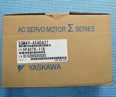 New YASKAWA Servo Motor SGMAV-A5ADA21 SGMAVA5ADA21 One year warranty#XR