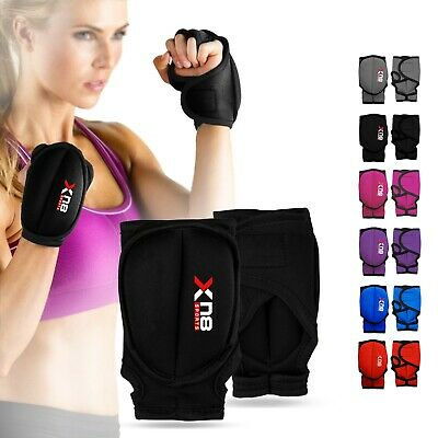 Xn8 Weighted Training Gloves Exercise Shadow Boxing Aerobics Wrist Weights Gym