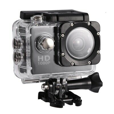 "Pro Cam 1080P Screen Lcd 2"" Sport Action Camera Videocamera Subacquea 30M Usb Tf"