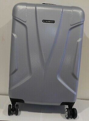 NEW Ciao Cabin Luggage Travel Lightweight Baggage 360deg Spinner Wheels Suitcase
