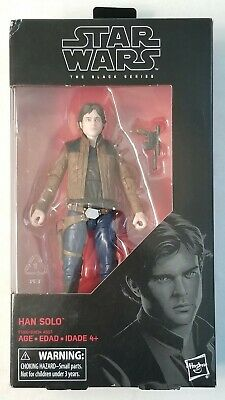 "Star Wars: The Black Series - Han Solo 6"" Figure"