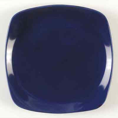 Gibson Designs SENSATIONS II COBALT Square Salad Plate S4733523G2