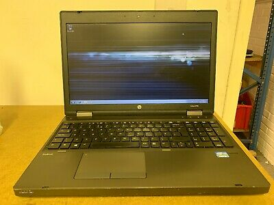 "15.6"" Hp Probook 6570b Core i5 Laptop 4GB 500GB Win 7 Office Wifi Cam DVD"