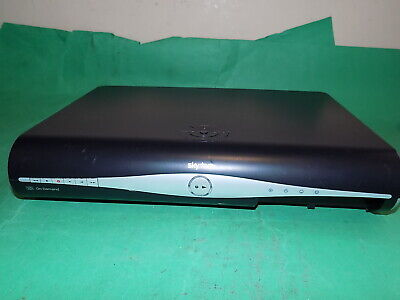 SKY HD BOX DIGIBOX TV SATELLITE RECEIVER DRX890 Slim 500GB HDD RECORDER