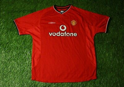 finest selection bf5c0 b329a MANCHESTER UNITED PAUL Pogba Jersey Large Adidas - $25.00 ...