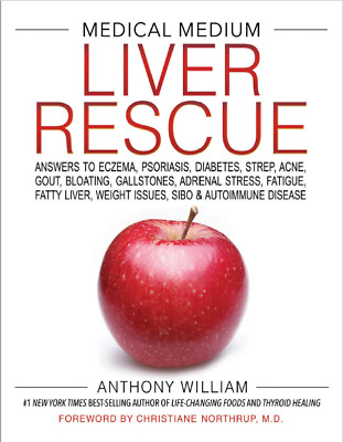 Medical Medium Liver Rescue By Anthony William EB00K 🔥PDF⚡FAST DELIVERY