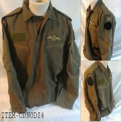 Canadian Forces Tactical Helicopter Shirt Size XL 7046 Canada Army