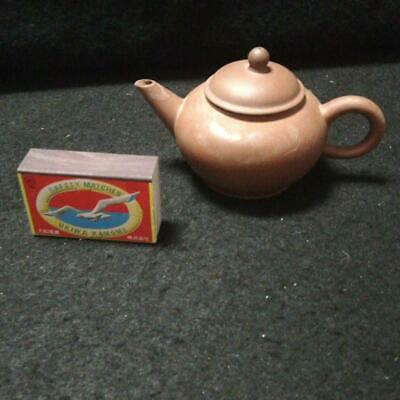 Jade Mud Era Teapot China Stocking First Out Antique 275