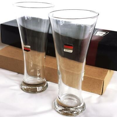 Mint Perfect For Summer German Beer Glass 2 Pair Tumbler