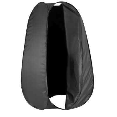 Neewer 6ft Photo Studio Pop-Up Beach Tent Camping Room Black with Carrying Case