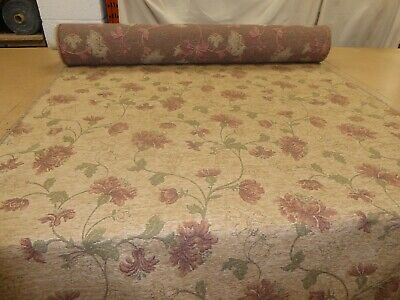 cream beige upholstery fabric soft chenille checked sofa caravan robust