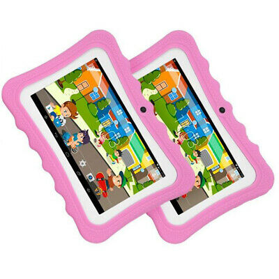 KIDS TABLET per bambini HD 7 pollici Android 4.4 Wifi 1g ram 8 rom slot SD
