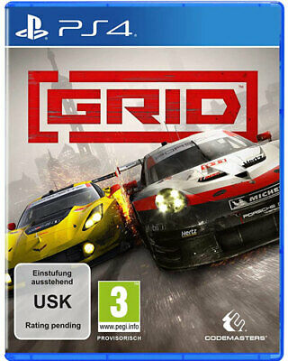 GRID  Day One Edition / Neu & OVP / PS4 / Release: 11.10.2019