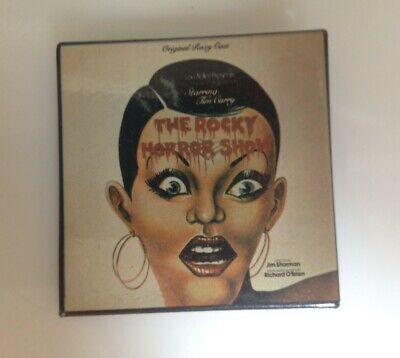 Vintage The Rocky Horror Picture Show Collectible Button Pin
