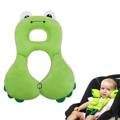 Baby Travel Neck Pillow Headrest,For Airplanes, Cars, Road Trips