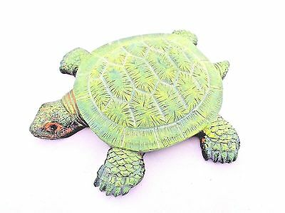 """turtle latex only mold plaster concrete mould 6"""" x 5"""" x .75"""" thick"""