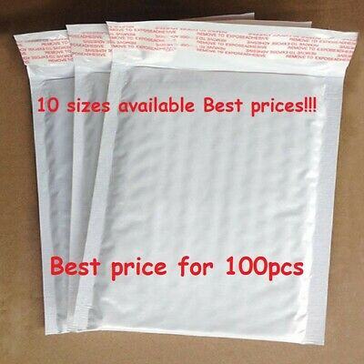 Genuine Gold Jiffy Padded Envelopes Bags *All Sizes