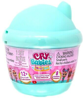 Cry Babies Magic Tears Series Bottle House Mystery Pack