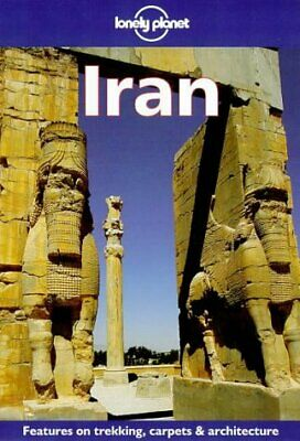 (Good)-Lonely Planet : Iran (Paperback)-St.Vincent, David-0864424558