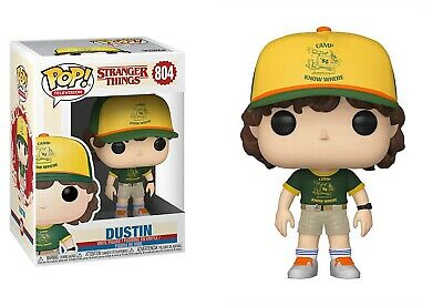 Funko Pop! Television Stranger Things Dustin #804