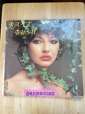 Kate Bush Dreamtime 3 lp vinyl. mint vinyl excellent jacket shrink wrap intact.