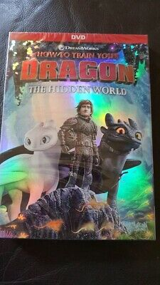 How to Train Your Dragon - The Hidden World [DVD]