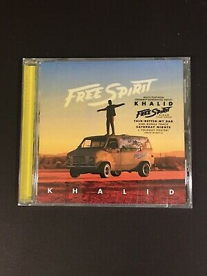 ---- Free Spirit by Khalid ---- BRAND NEW CD NEVER OPENED ----