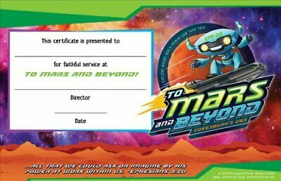 Vacation Bible School (Vbs) 2019 to Mars and Beyond Leader Reco... 9781501873553