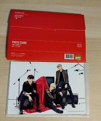 [ON HAND] BTS SPEAK YOURSELF JAPAN Official Goods - Photo Stand - RM JHOPE V