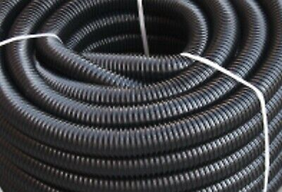 FLEXIBLE Smooth Bore SUCTION HOSE for DUST, WATER, SHAVINGS, ALL SIZES | 19-50MM