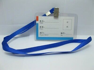 100Sets A1 Certificate Label Holder Card Cover,Clamp