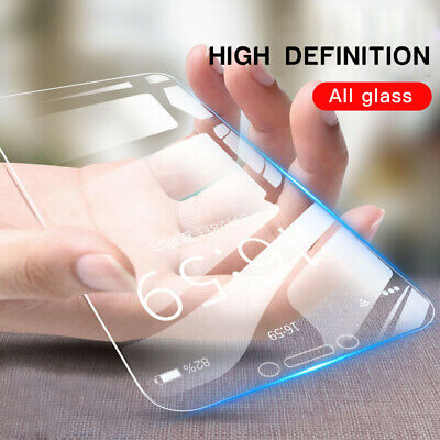 For Huawei Tempered Glass Full Screen Protector Mate20 P20 P30 Pro Lite Honor 8X